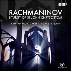 ラフマニノフ/聖金口イオアンの聖体礼儀
