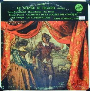 モーツァルト/フィガロの結婚
