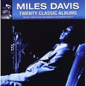 Miles Davis Twenty Classic Albums