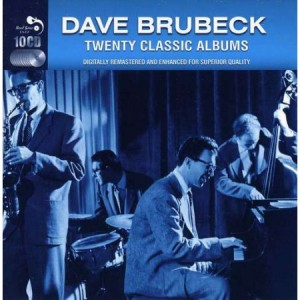 Dave Brubeck Twenty Classic Albums